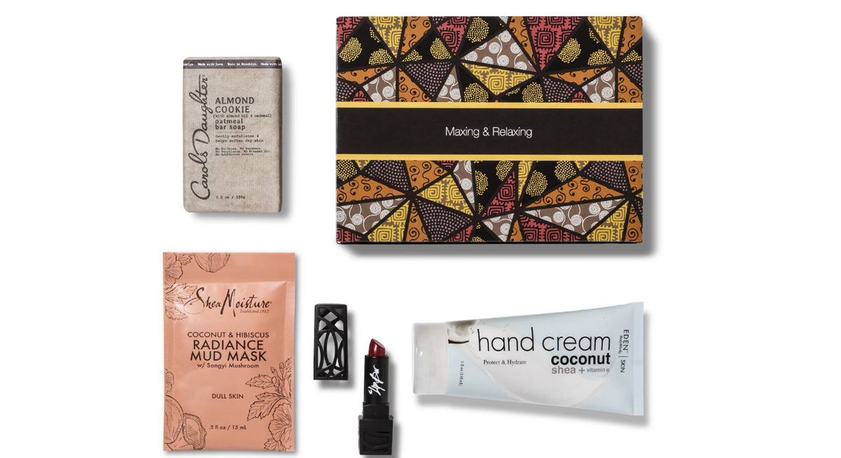 Target Just Released $15 Beauty Boxes For Black History Month That Support Black-Owned Brands