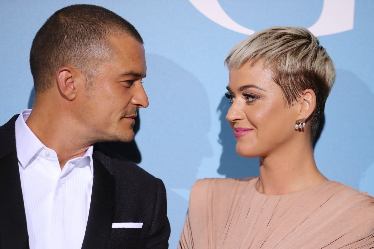 Katy Perry & Orlando Bloom Just Confirmed Their Engagement With An Adorable IG Post