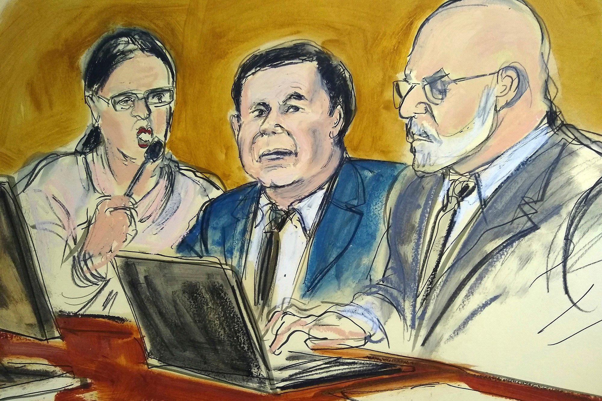 Still no verdict in El Chapo trial as jurors get grumpy