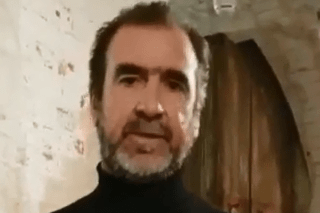 Cantona says Man Utd will eat PSG 'like I eat frogs' in bizarre video ahead of Champions League clash
