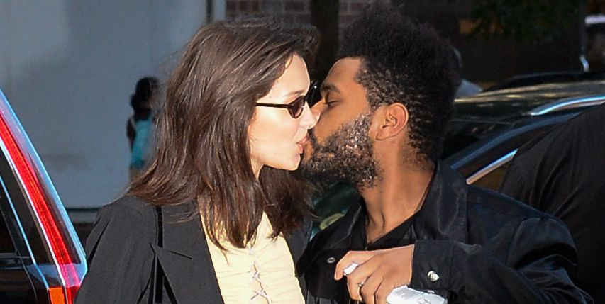 The Weeknd's Romantic Surprise for Bella Hadid Just Won Valentine's Day