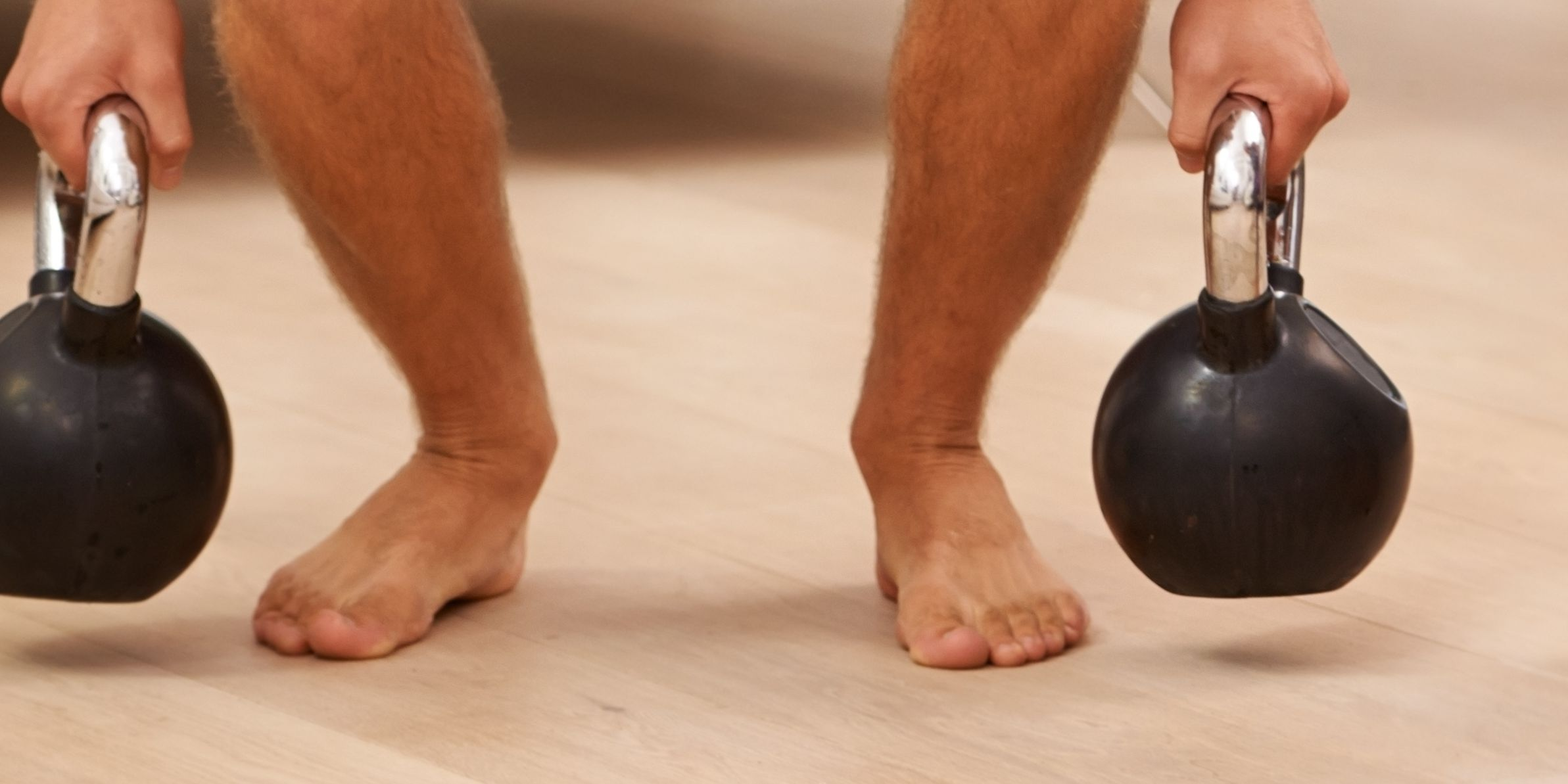 How Barefoot Training Can Make You Stronger
