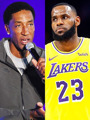 3ad7ed198f8 Scottie Pippen Slammed By Fans After Saying LeBron Doesn't Have 'Clutch  Gene'