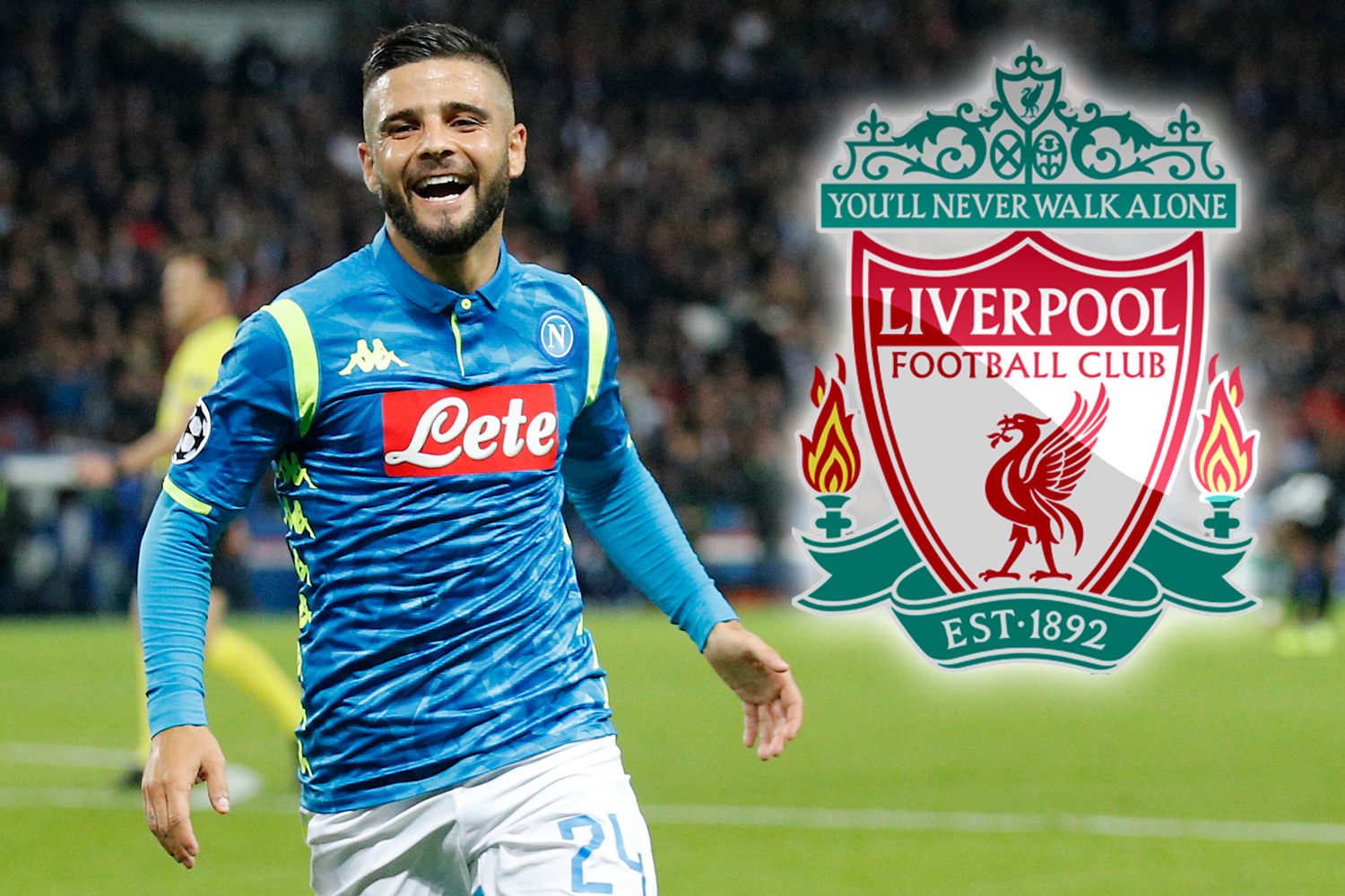 Liverpool make £61m Insigne bid to strengthen already lethal attack – but offer well below staggering valuation
