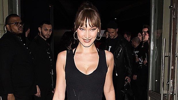 10 Stars Rocking Knee-High Boots & Dresses: Bella Hadid & More
