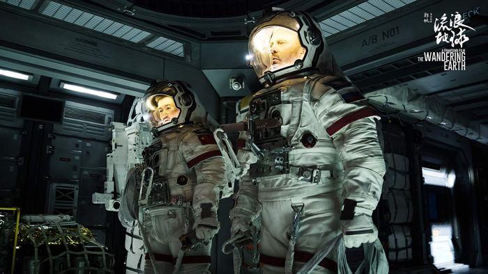 Netflix Buys Chinese Sci-fi Hit 'Wandering Earth'