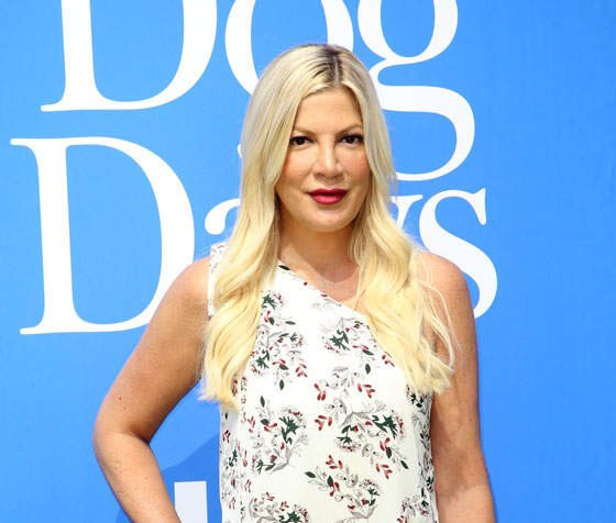 """Tori Spelling Confirms That Another """"90210"""" Reboot Is Happening"""