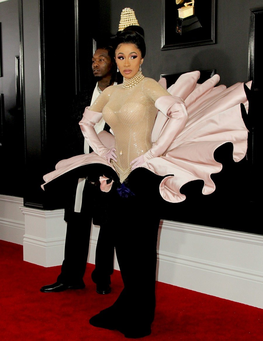 Cardi B deleted her Instagram after all of the post-Grammys drama & shade