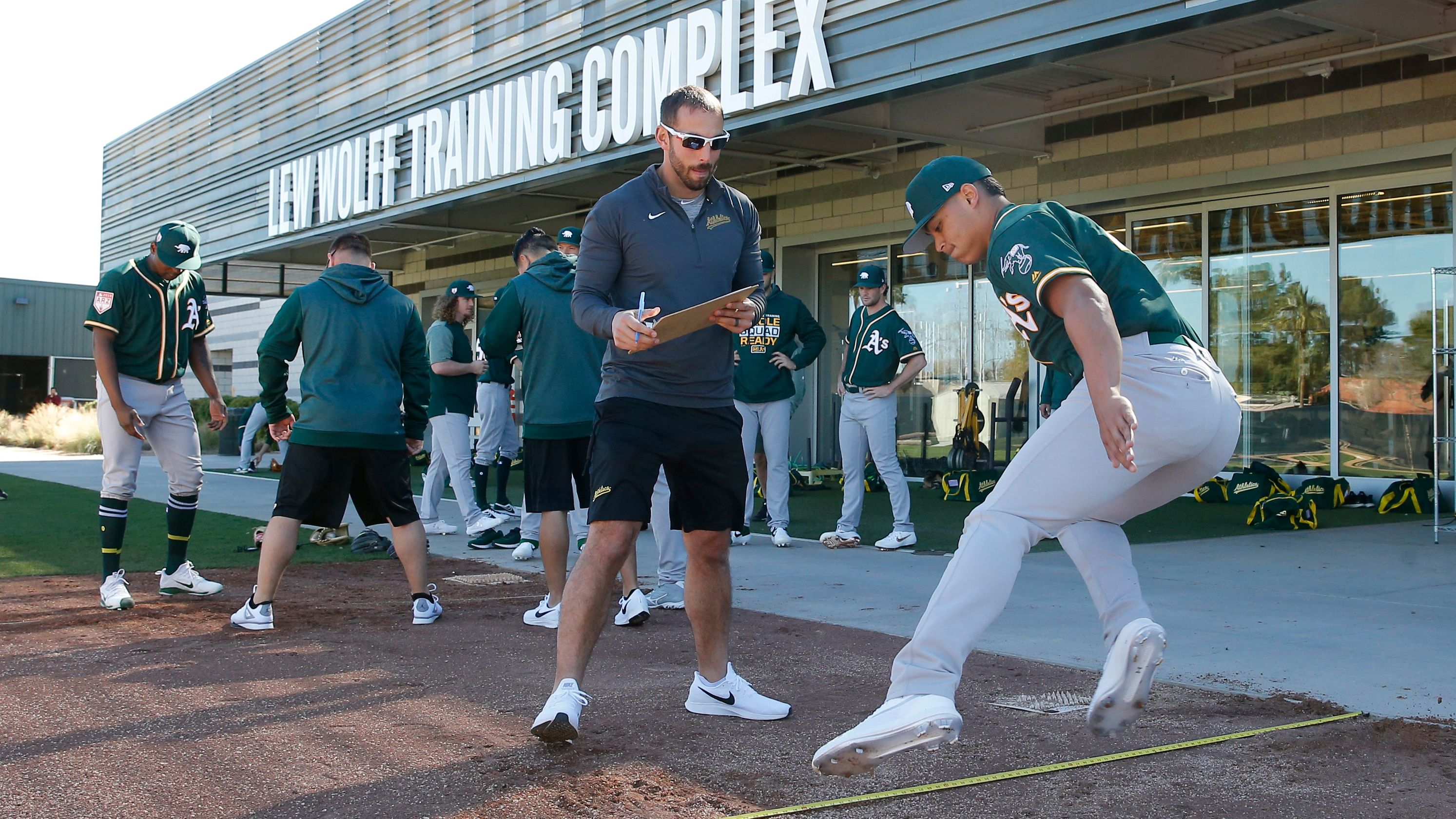 12 sobering numbers to know as pitchers, catchers – most of them – report to spring training