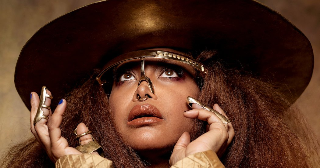 Nothing Will Stop Erykah Badu From Loving You
