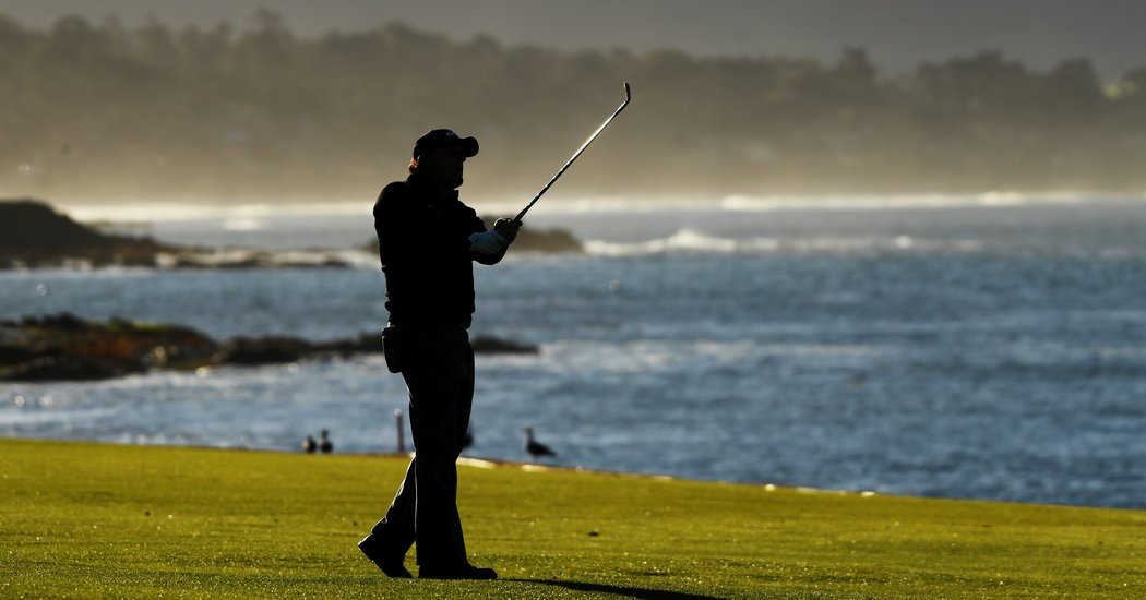 Phil Mickelson Wins at Pebble Beach and Hopes It's Just a Prequel
