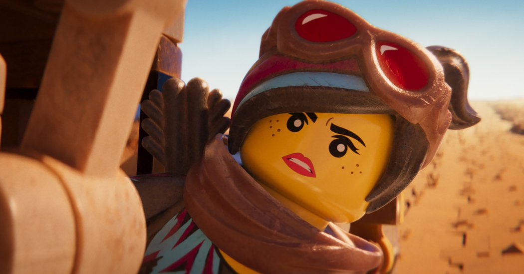 How 'The Lego Movie 2' Envisions the Apocalypse | CelebrityWShow