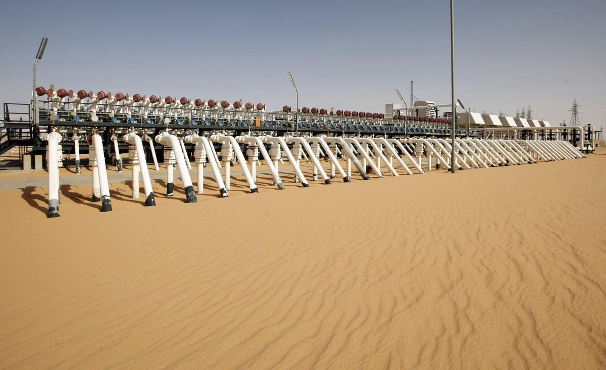 U.N.-recognised government of Libya says its forces reach El Sharara oil field