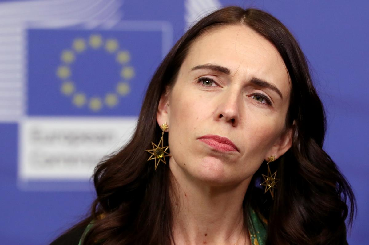 New Zealand's Ardern says China flight's return not a red flag for ties