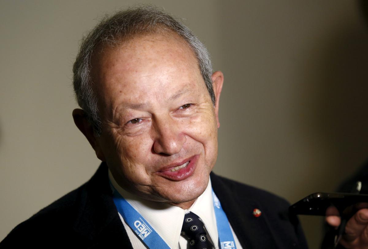 North Korea big opportunity if Trump summit goes well: Egypt's Sawiris