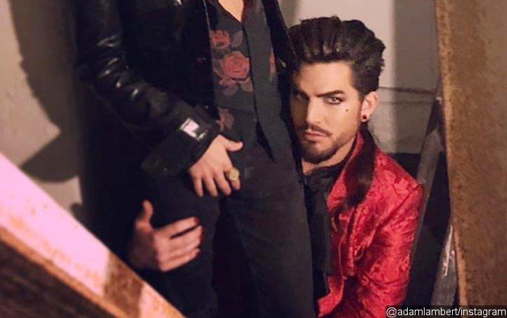 Adam Lambert Goes Instagram Official With New Boyfriend