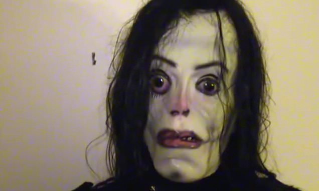 Michael Jackson 'Momo' video warns figure will shout 'Hee hee' at them