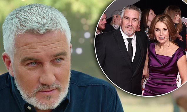 Paul Hollywood 'is axed from theBBC's Good Food Show'