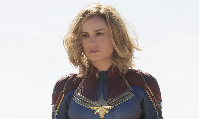 'Captain Marvel' soars even higher with stellar 2nd weekend