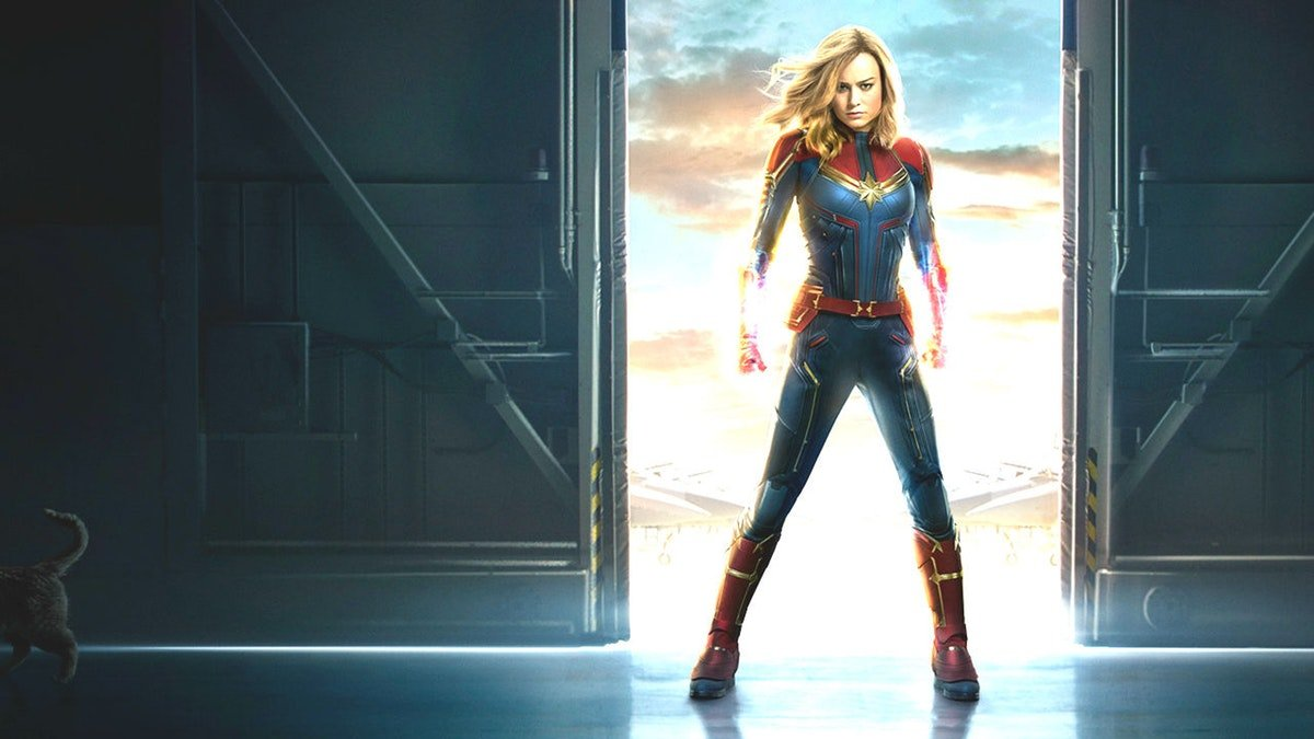 The 'Captain Marvel' Ratings Are In & They're Kree-Azy