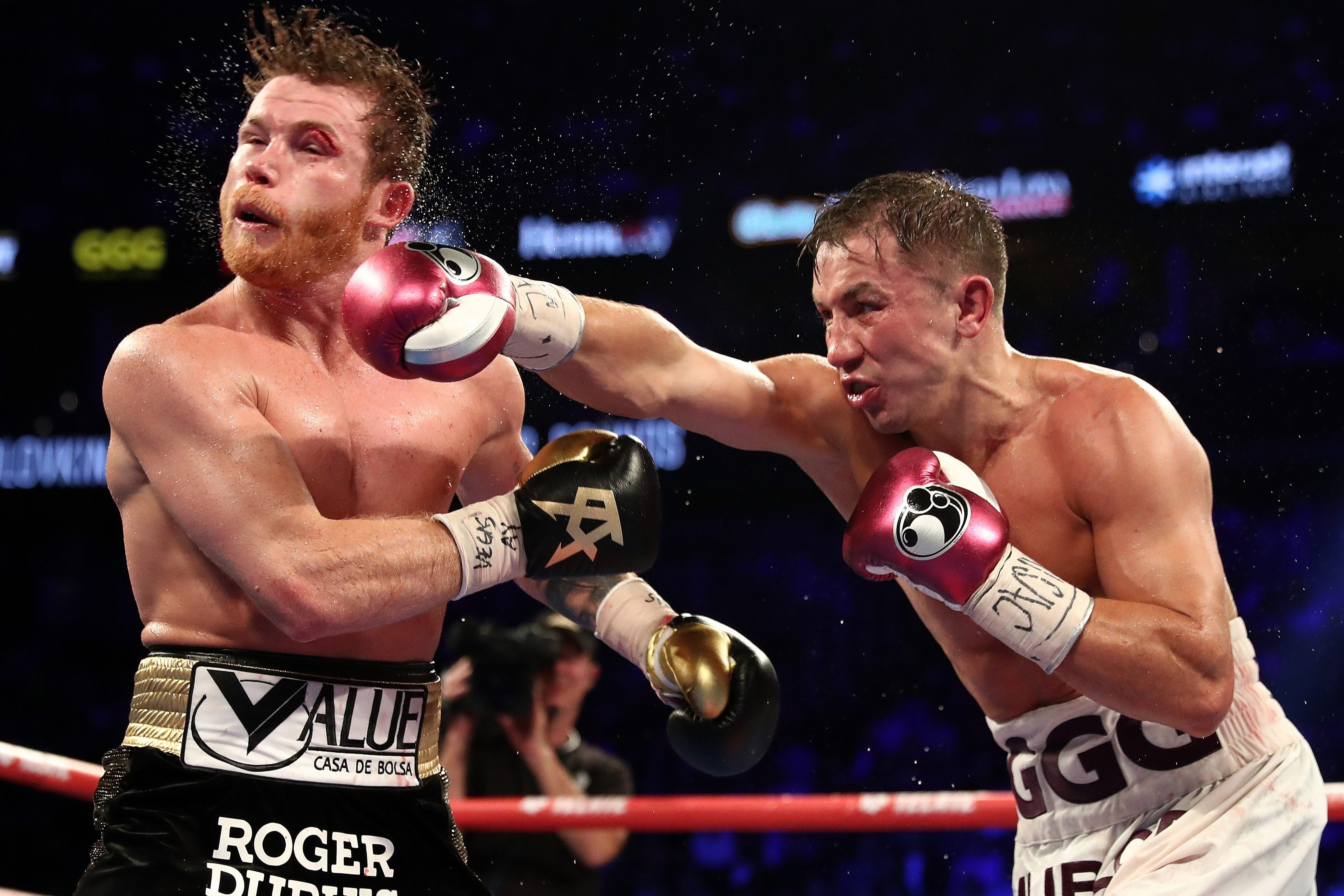 Gennady Golovkin set for epic trilogy fight with Canelo this September after signing multi-million pound deal with DAZN