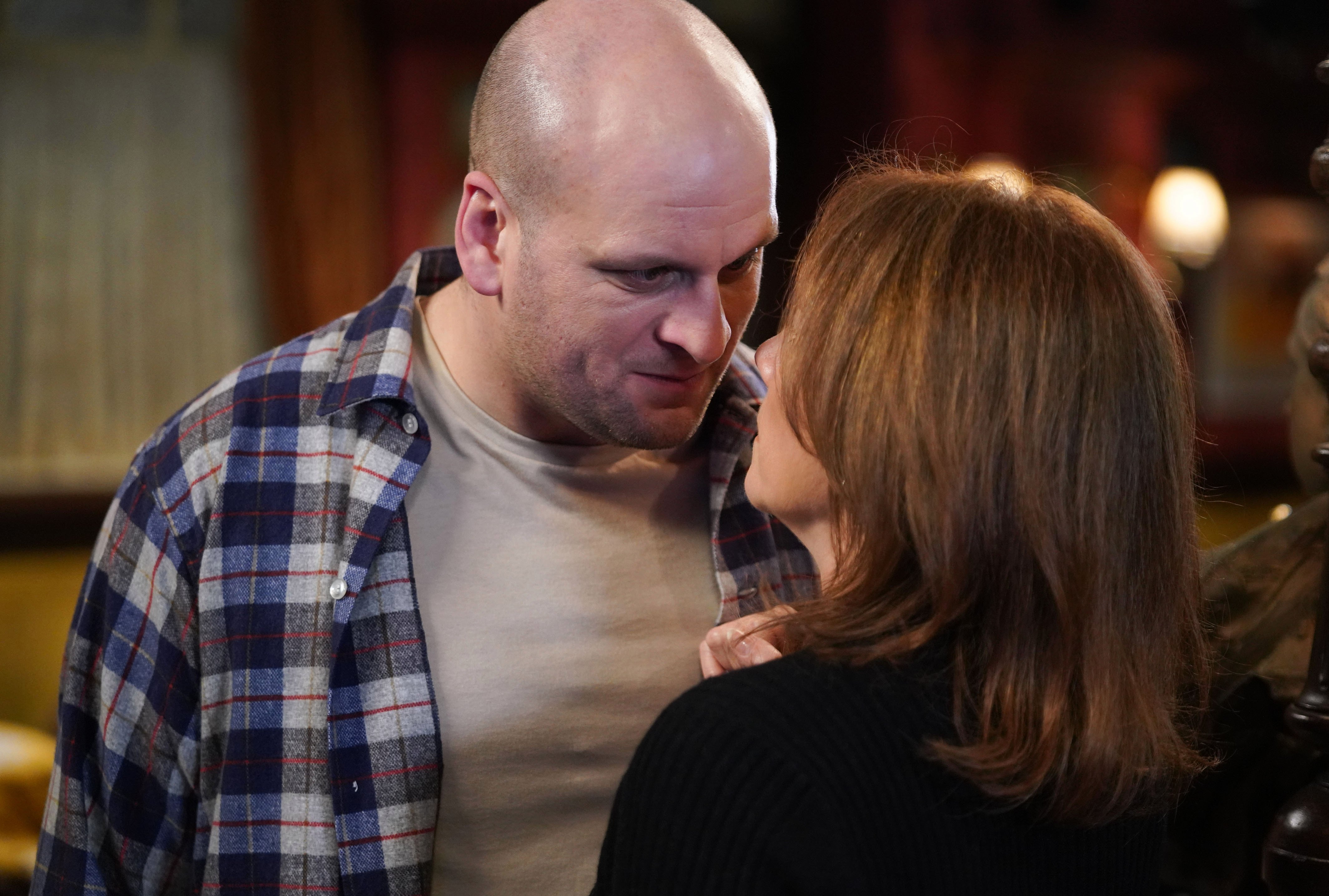 Is Stuart Highway going to kill Rainie Cross in EastEnders and where is Dot Branning?