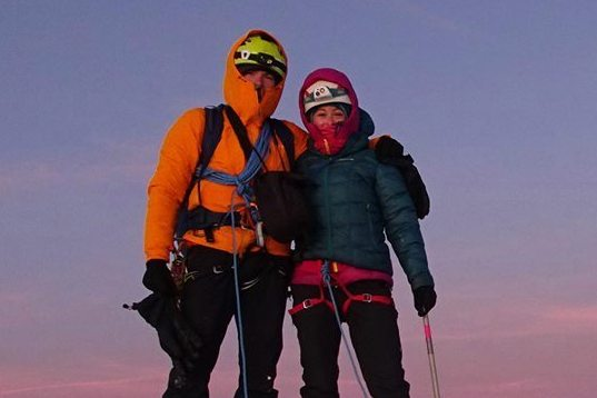 Missing Brit adventurer's sister posts moving picture as she pleads for donations to continue 'Killer Mountain' search