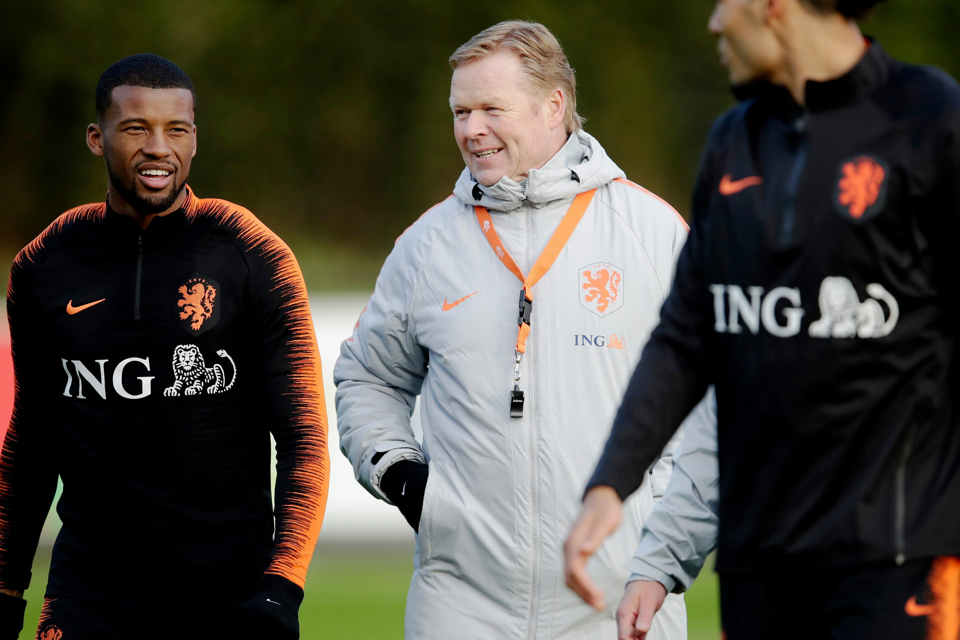 Holland vs Germany: Live stream, what TV channel, kick-off time and team news for Euro 2020 qualifier