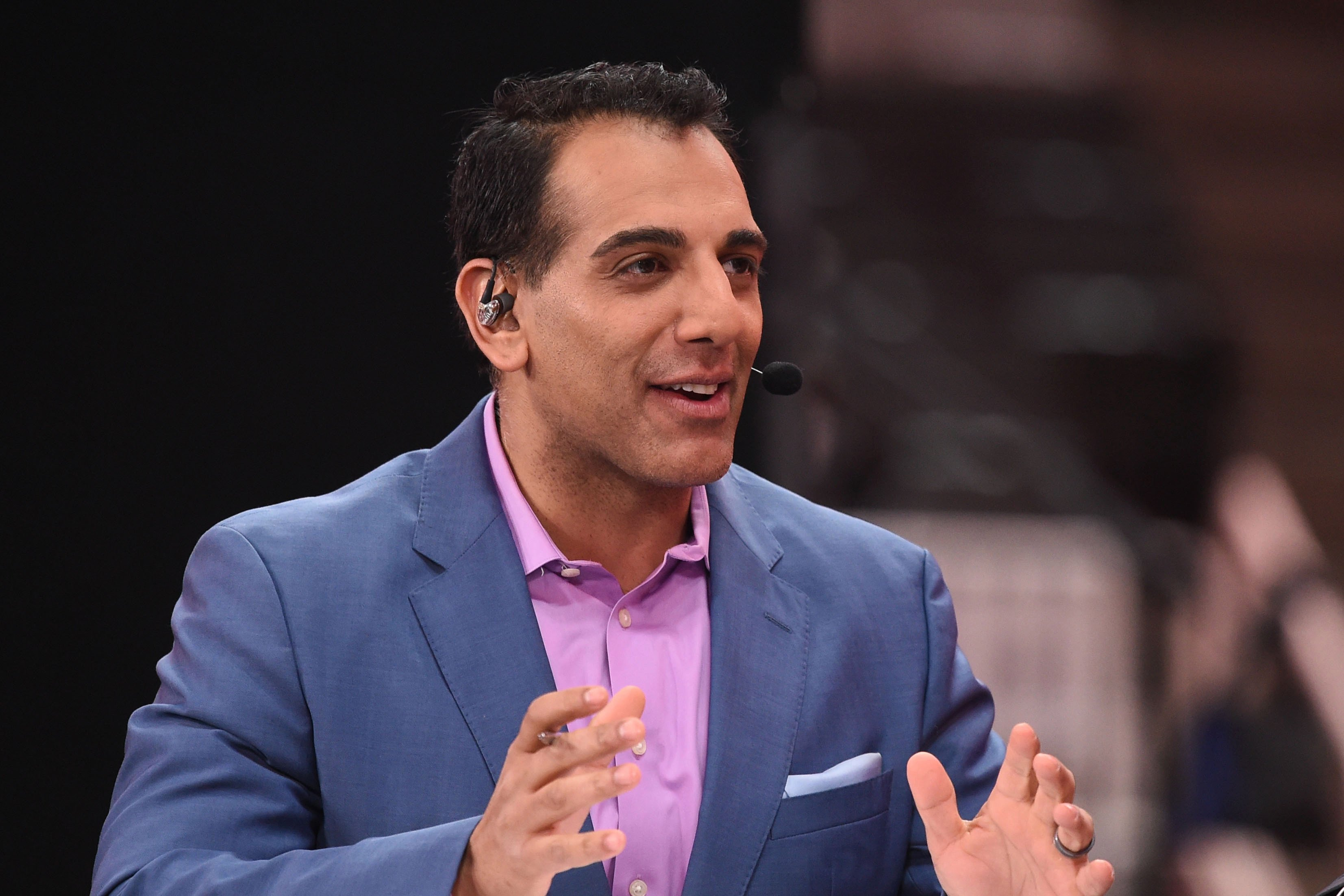 Adnan Virk's one relief about his very public ESPN firing