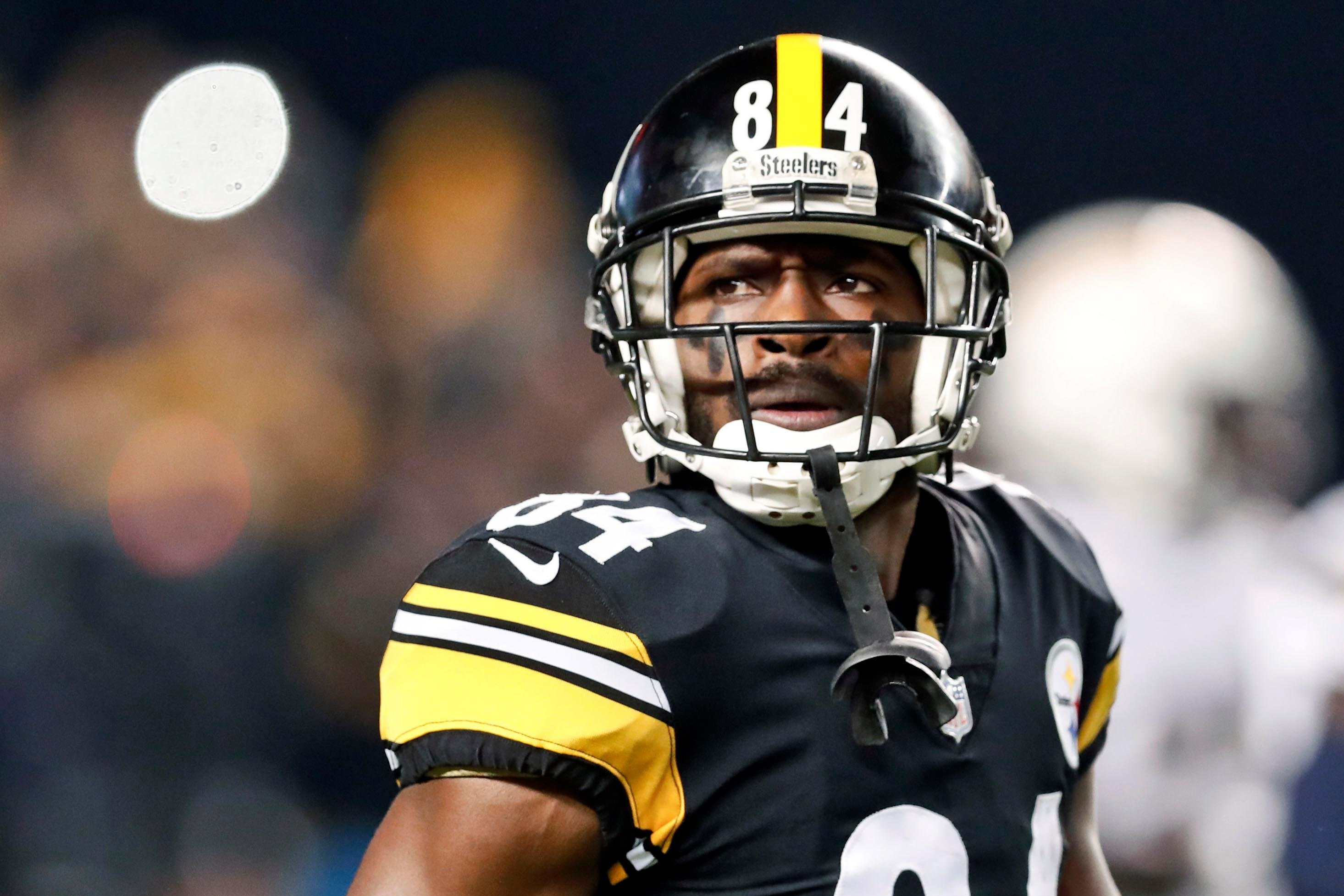 Antonio Brown won, and the Steelers are screwed