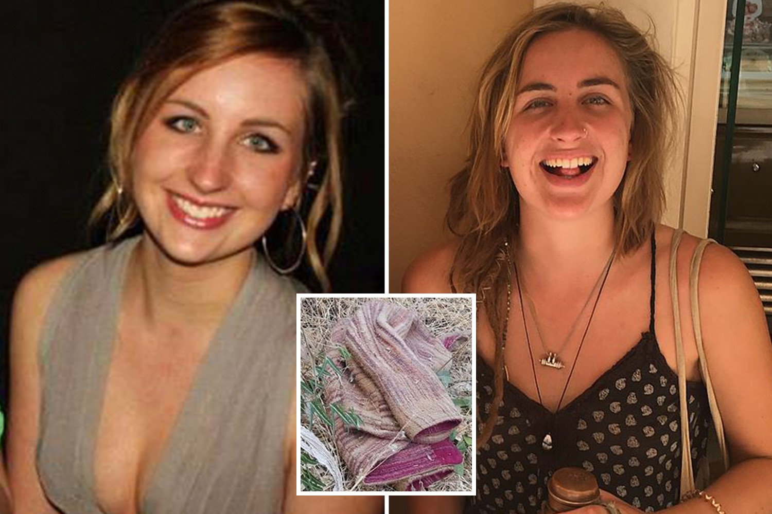 Heartbreak as body of missing Brit backpacker Catherine Shaw is found after she vanished from Guatemala hotel at 5am