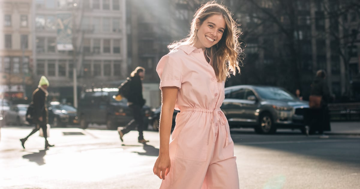 This Pink Utility Jumpsuit Will Change Your Whole Wardrobe For Less Than $100