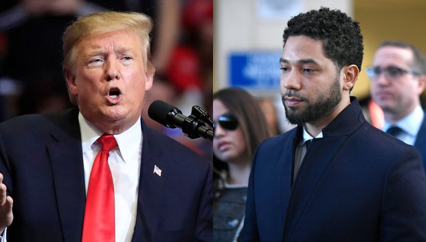 Donald Trump Calls Jussie Smollett Case An 'Embarrassment To Our Country' At Political Rally – Watch
