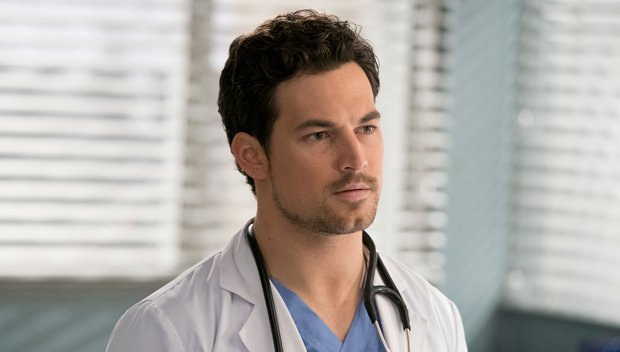 Grey's Anatomy's Giacomo Gianniotti: DeLuca & Meredith Are 'Falling For Each Other'