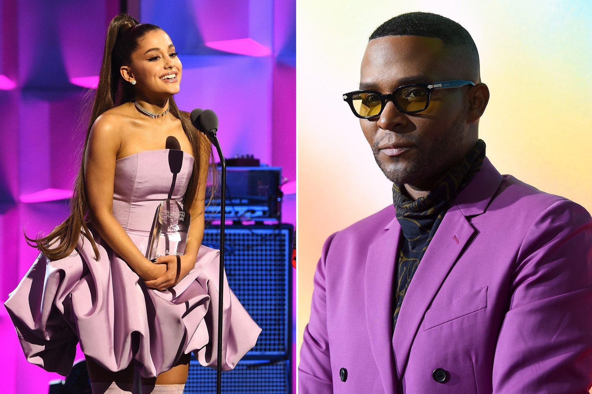 Ariana Grande's stylist Law Roach talks 'Sweetener' tour