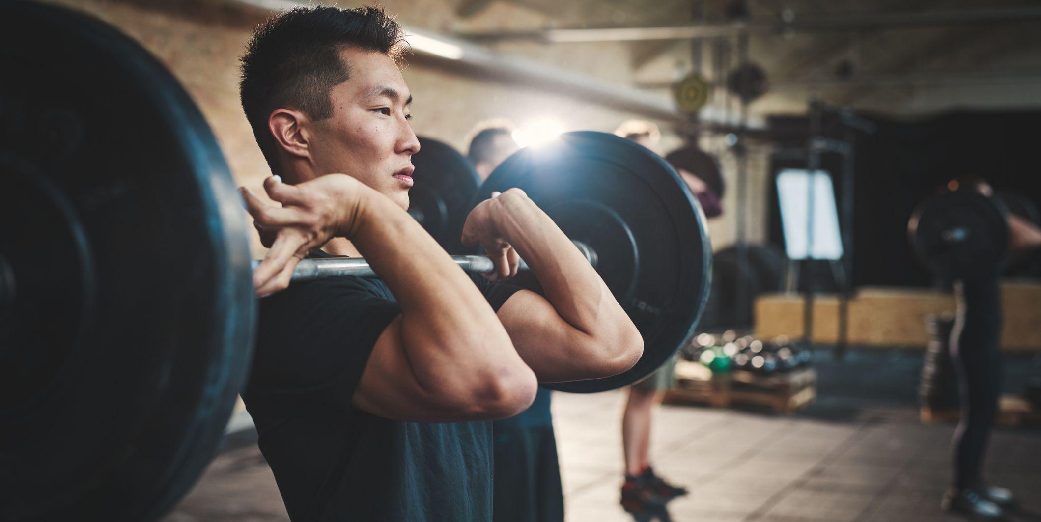 Building a Little Muscle Could Drop Your Diabetes Risk By a Lot