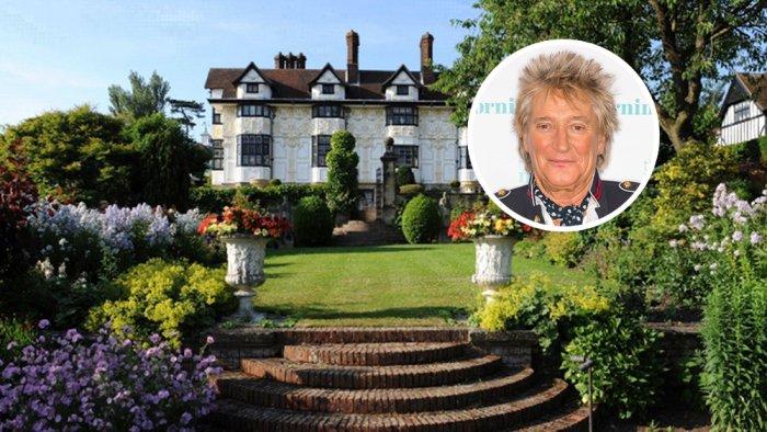 Sir Rod Stewart Sells Essex County Country Estate