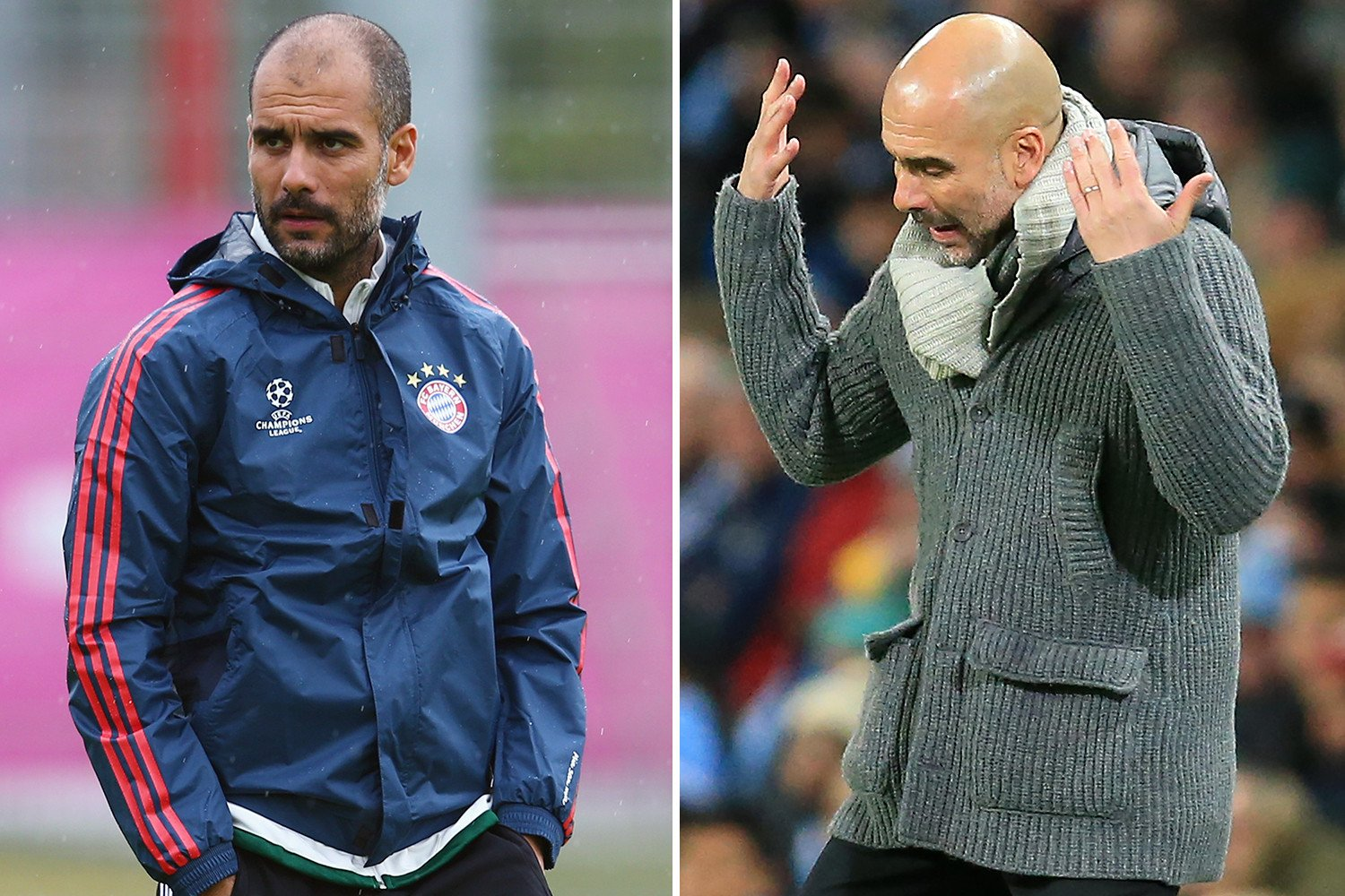 Pep Guardiola admits he must earn Champions League glory with Man City to be considered a success in England