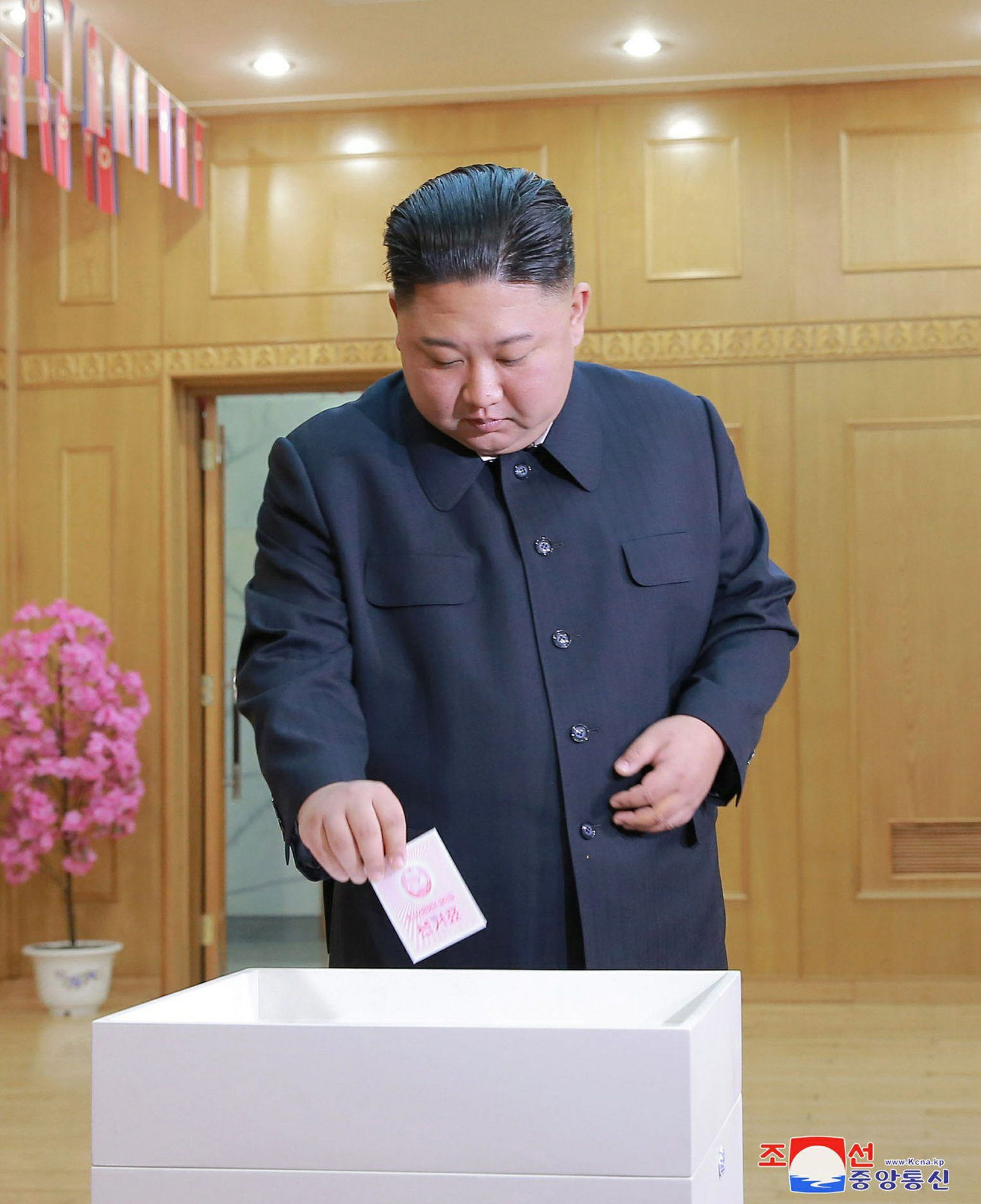 North Korean sham election had 99.99 percent turnout, state media says