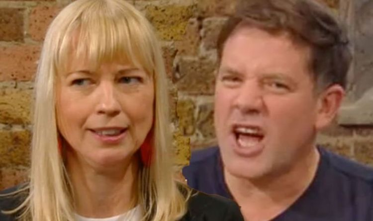 Saturday Kitchen: 'That's inappropriate' Matt Tebbutt taken a back by Sara Cox's remark