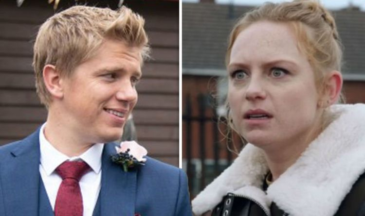 Emmerdale spoilers: Amy Wyatt to be Robert Sugden and Aaron Dingle's surrogate?