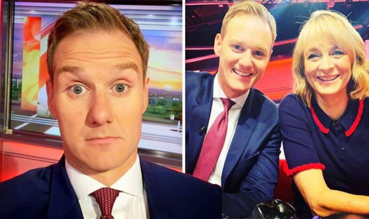 Dan Walker: BBC Breakfast host begs 'Don't tell my boss' after revelation about show