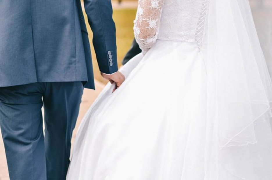 Wedding guest SLAMMED for her dress choice: 'This is rude'