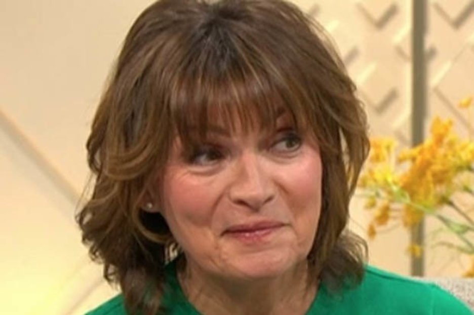 Lorraine boasts about 'boobs perky for a woman her age' after brutal bra backlash