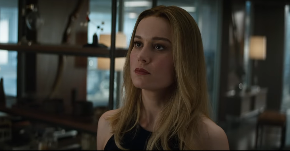 'Avengers: Endgame' Trailer: A New Face Appears