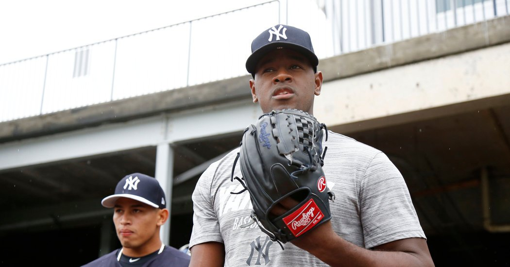 Yankees' Luis Severino Is Out Until May; Aaron Hicks Could Miss Opening Day