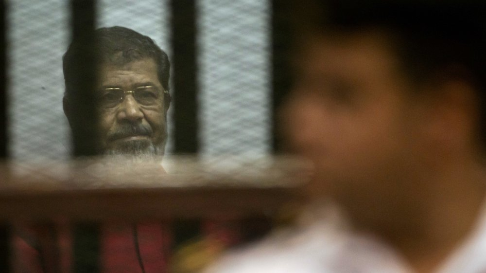 Former Egyptian President Morsi 'facing premature death'