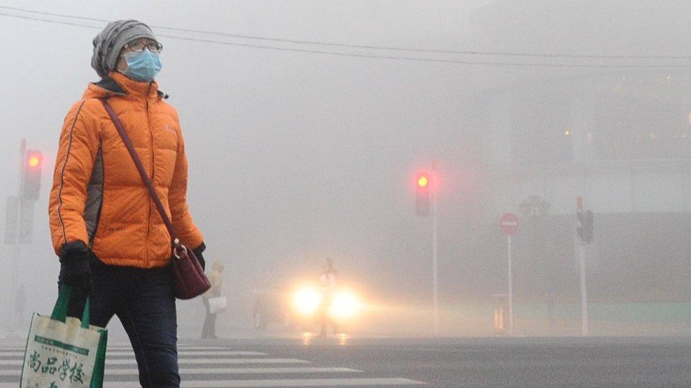 US study: China 'winning' war on pollution