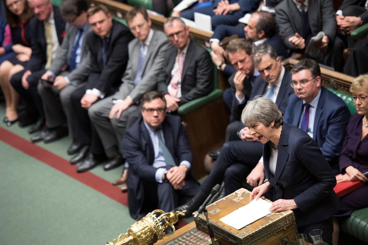 What is Britain's next move on Brexit?