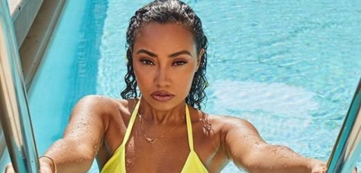 Little Mix fans stunned by price of Leigh-Anne Pinnock's new swimwear range
